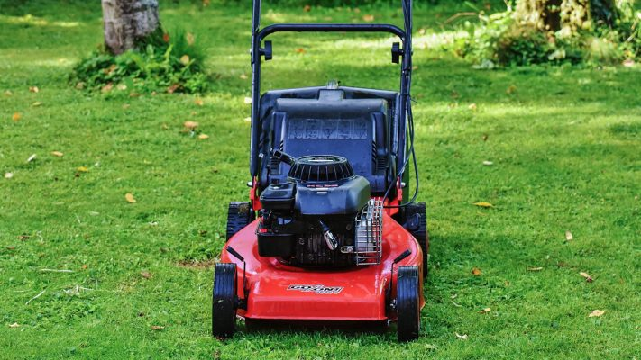 lawn mowing cardiff